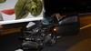 Auto verwoest na klap op vrachtwagen in Akersloot, automobilist naar ziekenhuis