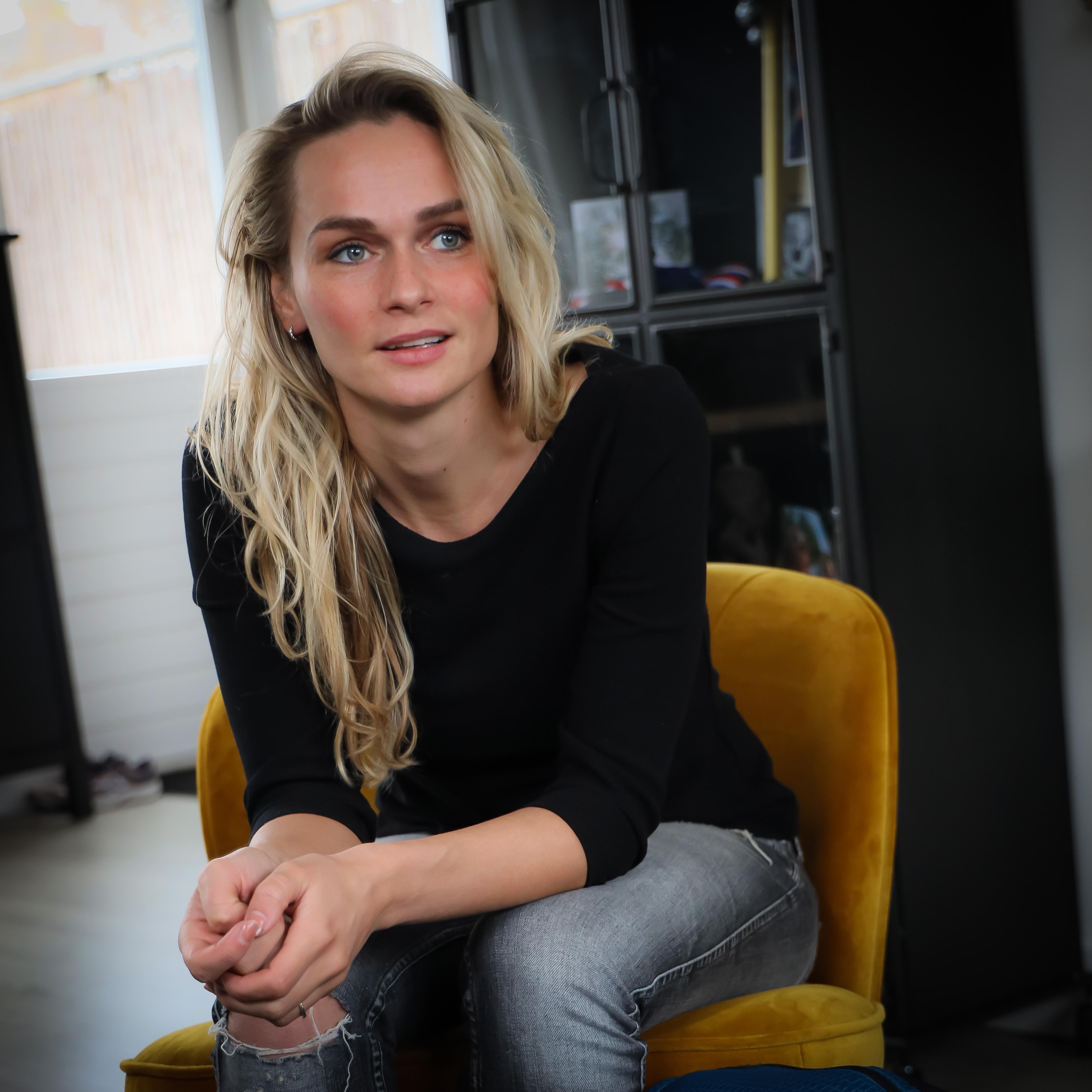 De Liefde Helpt Schaatsster Irene Schouten Altijd Noordhollandsdagblad