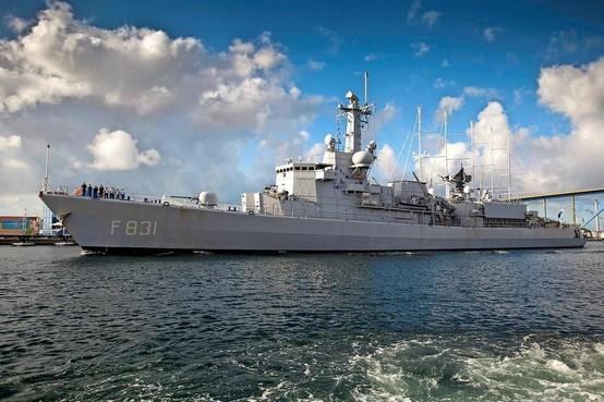 'Vaagheid troef over de bouw van onderzeeboten en fregatten'