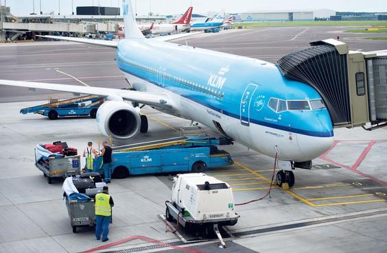 Hardere acties dreigen bij facilitair bedrijf KLM