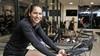 KZ-korfbalster Esther Cordus traint tijdens de coronaperiode bijna net zoveel als normaal: Nog steeds een volle week