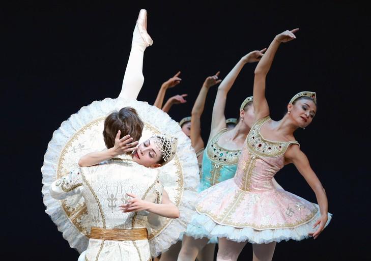 Balanchine: Ballet van het allerhoogste niveau