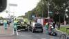 Gewonden bij ongeluk Velsen-Noord, weg naar Velsertunnel dicht [update]