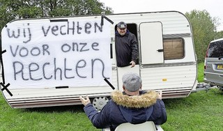 Alkmaar vraagt Rijk om geld voor woonwagens. 'Die dingen zijn duurder dan we dachten'
