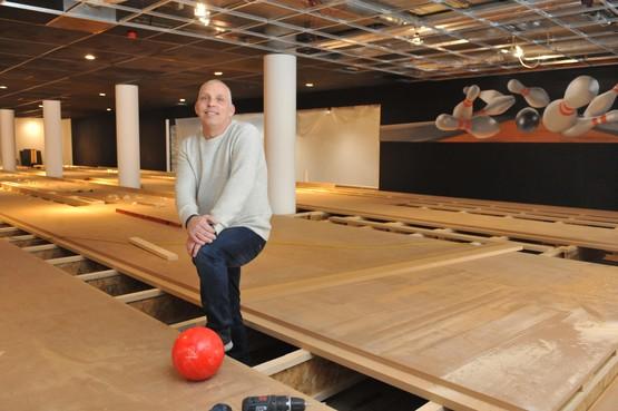 Beverwijk krijgt er een groot uitgaanscentrum bij. Een complex met bowlingcentrum, een sportbar en steengrillrestaurant, pooltafels, een 'glow minigolf', een gameroom en een ruimte voor vergaderingen