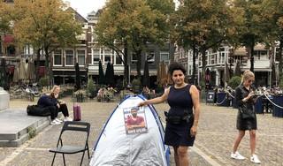 Purmerendse Atti Bahadori in hongerstaking voor Tweede Kamer vanwege situatie in Iran: 'Nederland moet zich uitspreken' [video]
