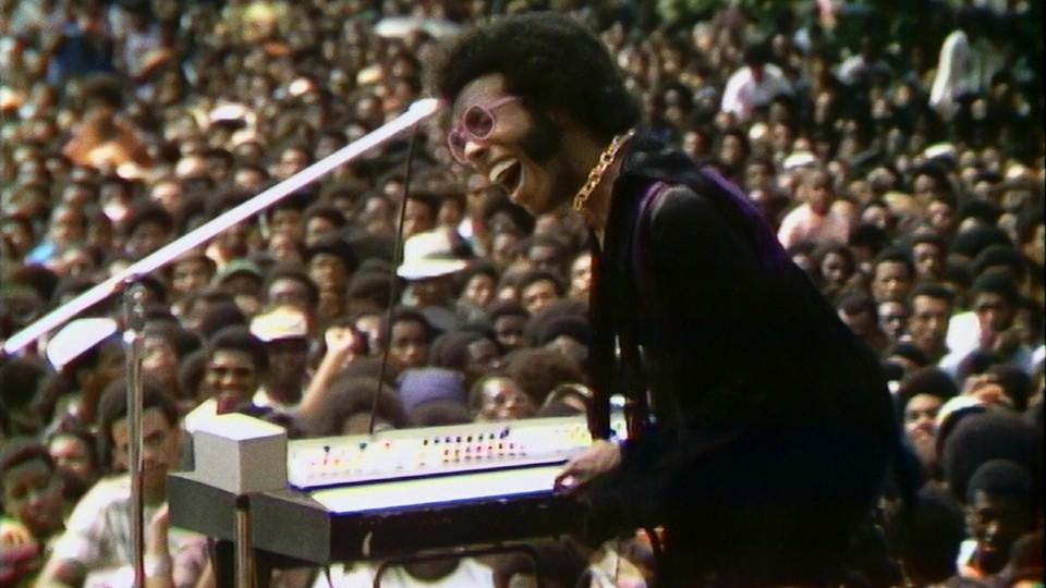 De 'Summer of Soul' gaat over het het legendarische 1969 Harlem Cultural Festival.
