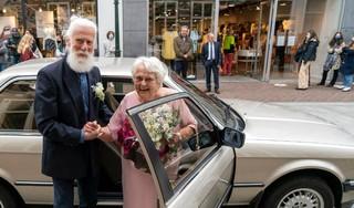 Hoezo te oud voor de liefde? Willy (84) en Canute (82) stappen in de huwelijksboot. En gaan binnenkort samenwonen
