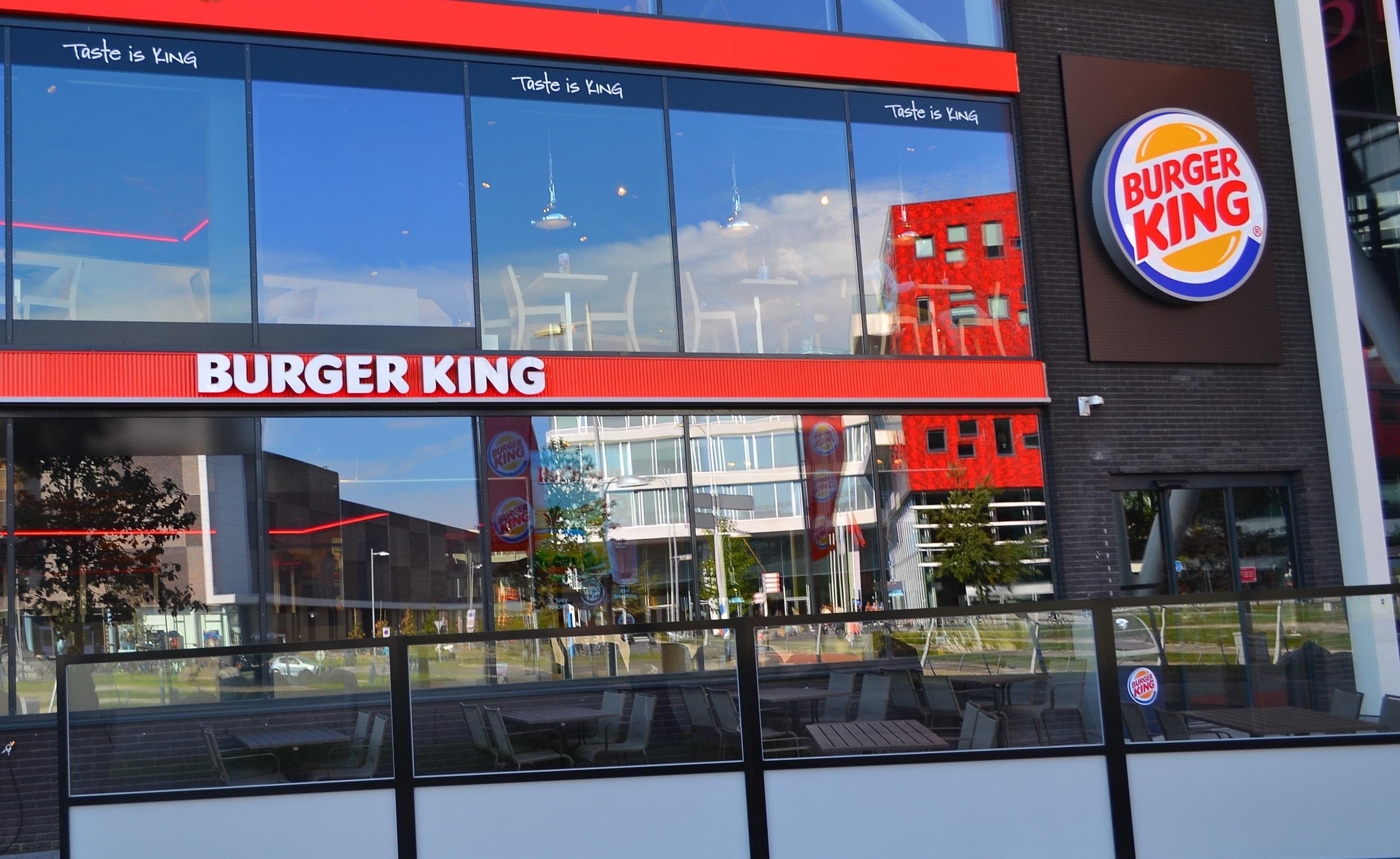 Een Burger King in Den Helder? 'Houd onze kanalen in de gaten', zegt de woordvoerder