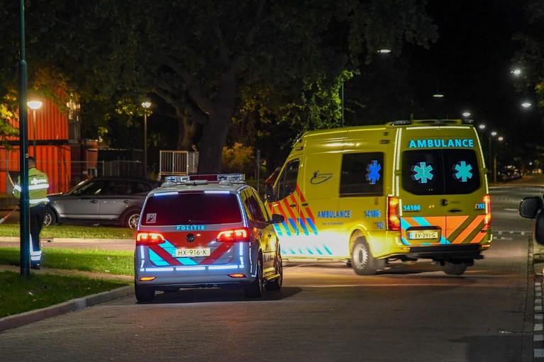 Woningen ontruimd door verdachte situatie bij geldautomaat Nederhorst Den Berg