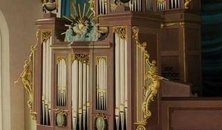 Orgel en sopraan in Zomeravondconcert Zuiderkerk Enkhuizen