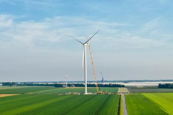 Stroom voor andere regio's. Noordkop als leverancier van zonne- en windenergie voor tekortschietende gebieden. Schrik op informatieavond