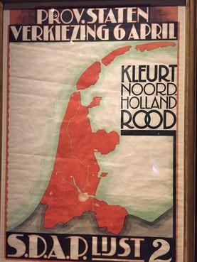 Duitse bezetter gaf Noord-Hollandse Waddeneilanden Vlieland en Terschelling aan Friesland
