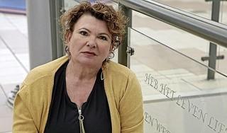 'Redactiemama' heeft nog steeds spijt dat ze op de dag van het Ridderhofdrama niet naar de krant ging | column Nancy Ubert