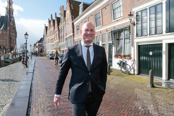 Hoornse burgemeester Nieuwenburg in bestuur veiligheidsregio