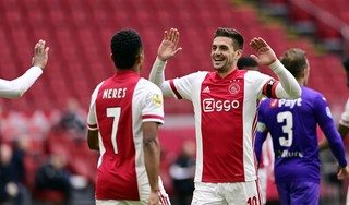 Ajax is ook veel te sterk voor FC Groningen [video]