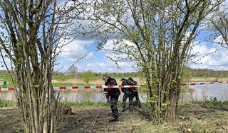 Politie kamt opnieuw recreatiegebied uit voor zoektocht naar Sumanta Bansi, maar treft niets aan [video]