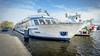 Daklozenboot Aurora blijft langer liggen in het Spaarne in Haarlem, maar verkast daarna naar de Waarderpolder. Extra kosten bedragen ruim een half miljoen euro