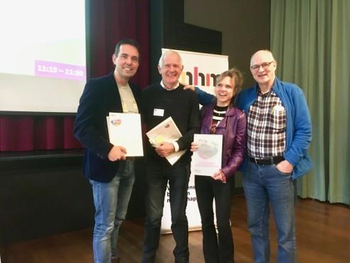 De Bijenschool in Hoorn verkozen tot beste buurtproject van Noord-Holland