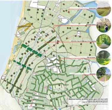 Schagen wil 500.000 bomen planten, vooral in buitengebied. Vrees voor extra windmolens door groengolf. 'Deze nieuwe lijnen in het landschap trekken turbines aan'