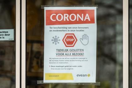 Corona waart rond in verpleeghuizen: 'We doen er alles aan om het virus buiten de tehuizen te houden, maar je kunt het niet 100 procent tegenhouden'