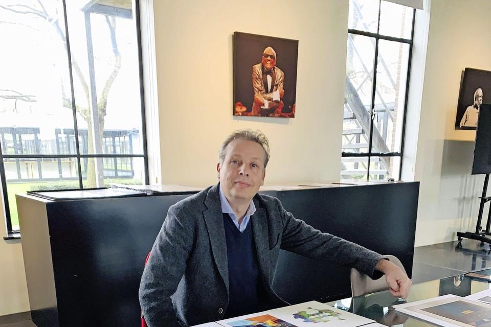 Joost Hogervorst (1967) is één van de vier deelnemende kunstenaars aan de virtuele InnovatieExpo.