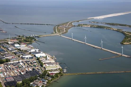 Werk aan Houtribdijk Enkhuizen mogelijk in gevaar door stikstofwetgeving