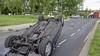 Opnieuw ongeval op de Nieuwe Spaarnwouderweg in Vijfhuizen