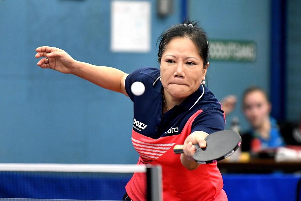 Yun Zhang wed nauwlettend in de gaten gehouden door de arbitrage en dat had gevolgen voor haar focus.