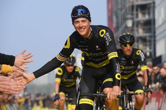 Niki Terpstra na val uit de Ronde van Vlaanderen [video]