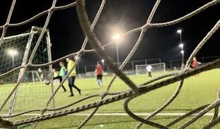 Bij FC Den Helder 'zijn ze ziek van' speelverbod voor senioren. Van de positieve kant: de jeugd kan blijven ballen