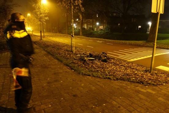 Verdachte auto niet betrokken bij aanrijding fietser in Zwaag