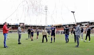 Noord-Hollandse voetballers in de prijzen: Mühren beste speler, Gorter beste keeper en Van de Ven grootste talent eerste divisie [video]