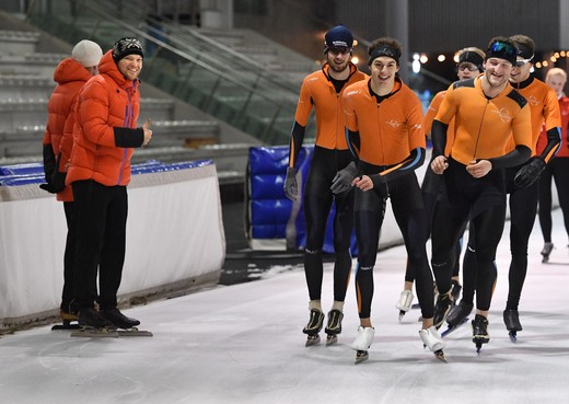 RTC schaatsen een talentenfabriek: 'In Alkmaar hebben we de beste faciliteiten'