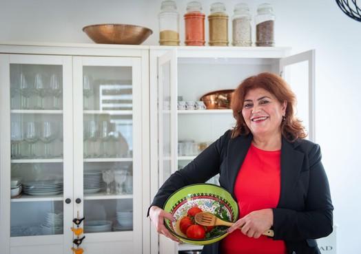 Nuriye Yoldas uit Zaandam: 'Iets moois uit nare gebeurtenis'