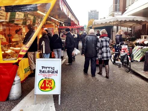 Marktkoopman boos omdat Zaanstad markten sluit: geen overleg, geen vraag, plof zo meegedeeld