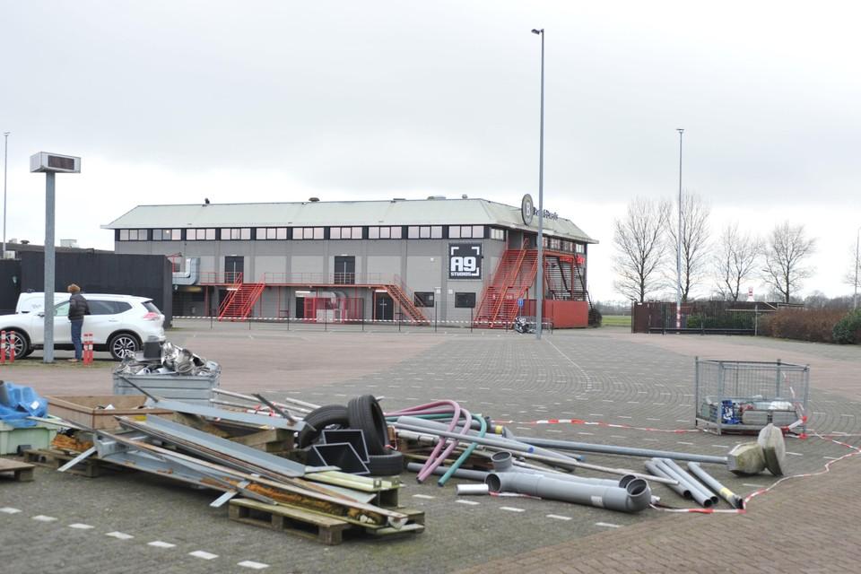A9 Studio's (Bob') in Uitgeest.