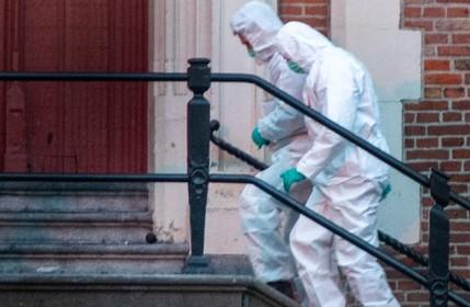 Stadhuis Haarlem ontruimd wegens vondst handgranaat