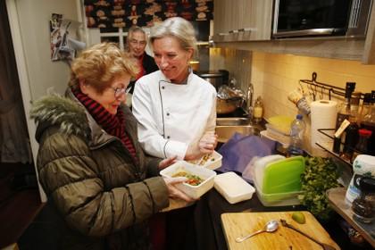 Thuisafgehaald is veel meer dan alleen maar je bakje met eten laten vullen