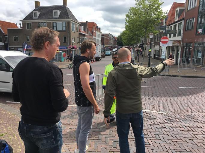 Hoorn, de stad van de dranghekken [video]