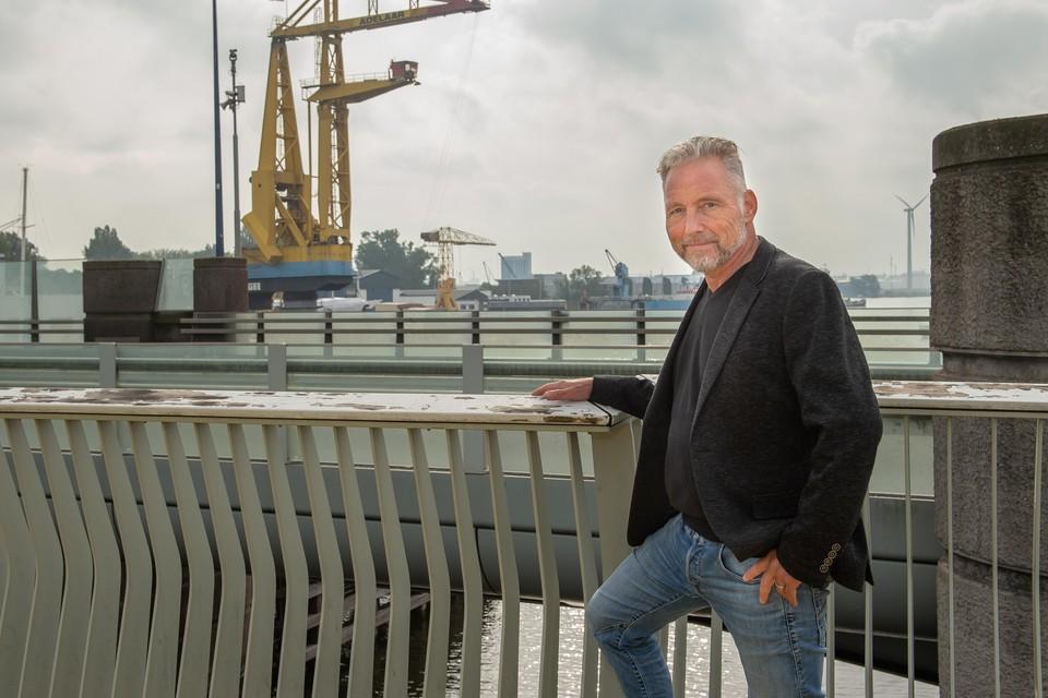Rob Smits, voorzitter van de gefuseerde bedrijvenvereniging BiA-Zaandelta.