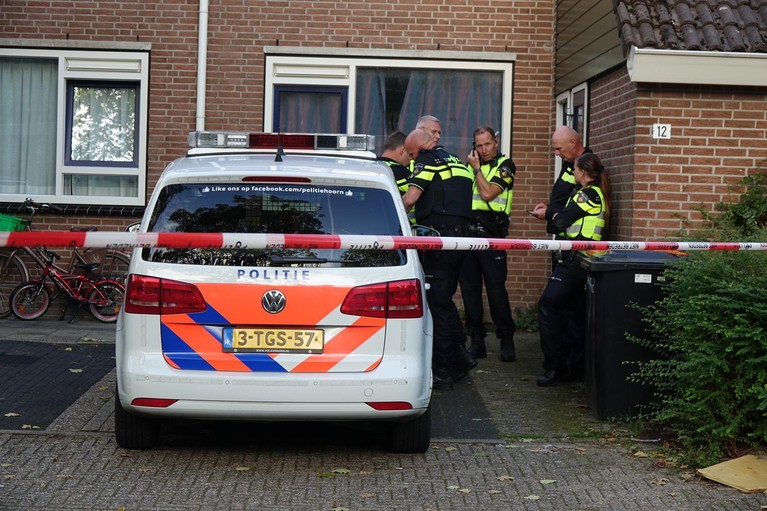 Drie West-Friezen aangehouden in Grootebroek vanwege drugs, woningen ontruimd [update]