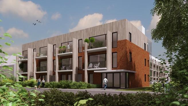 Stormloop op appartementen Loosdrecht: Dromen van woonruimte dichtbij