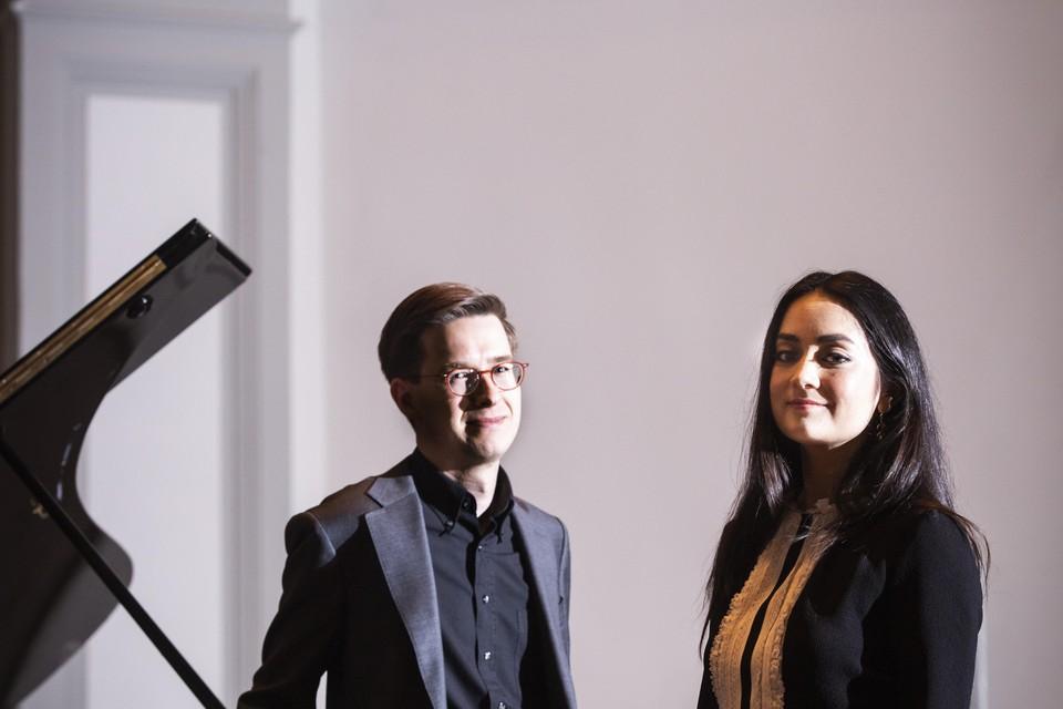 Lestari Scholtes en Gwylim Janssens