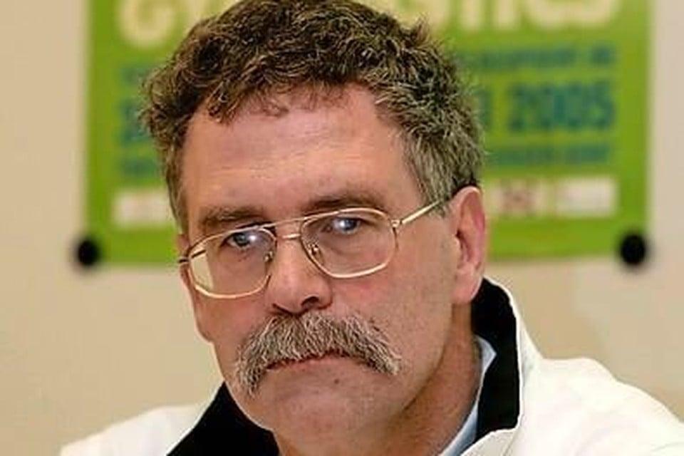 Gerrit Beltman, in 2005.