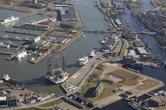 Ministerraad trekt 5 miljoen euro uit om te investeren in de haven van Den Helder