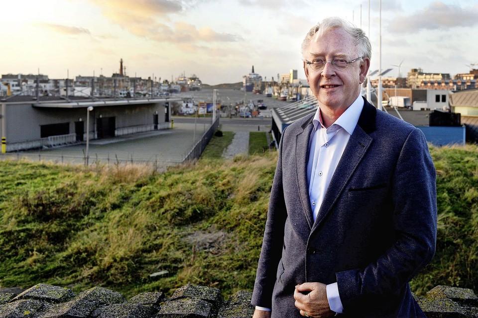 Ton van der Scheer.