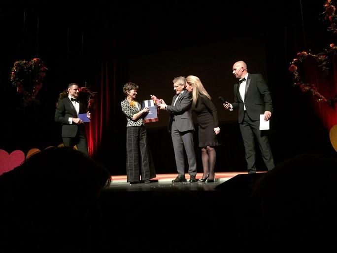 'Gouden' Sportinstituut Frits van der Werff krijgt extra glans op eigen gala in Hoorn