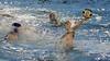 Zaanse waterpolo-international Bente Rogge volgde World League noodgedwongen via laptop: 'Niet leuk, ik was er graag bij geweest, maar het was een logische keuze, met corona en reisbeperkingen'