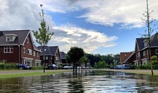 Waterschap krijgt gigantische bak water niet zomaar weggewerkt: 'Ik heb de sloten nog nooit zó vol gezien'
